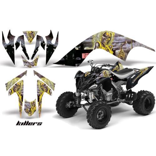 Графика для Yamaha Raptor 700 ( Killers)